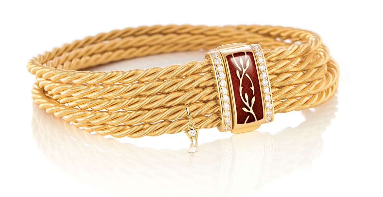Armband Mokkatraum