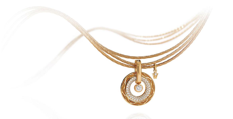 Collier Amulett BM
